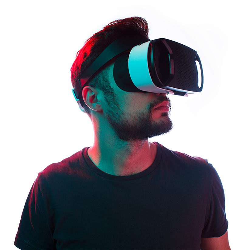 BIM Master met een Virtual Reality Bril